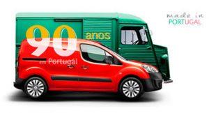 CITROËN Belingo 90 anos em Portugal