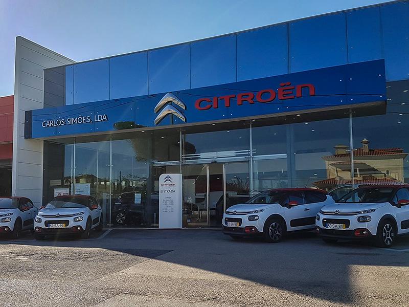 Carlos Simões, Lda Concessionário Citroën em Mafra
