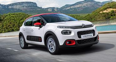 Novo Citroën C3, disponível na Carlos Simões
