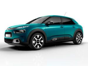 Novo Citroën C4 Cactus