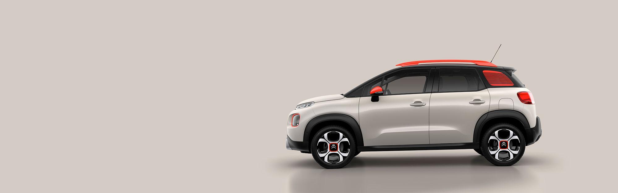 Novo Compact SUV, Citroën C3 AIRCROSS