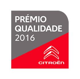 Prémio Qualidade 2016, Citroen